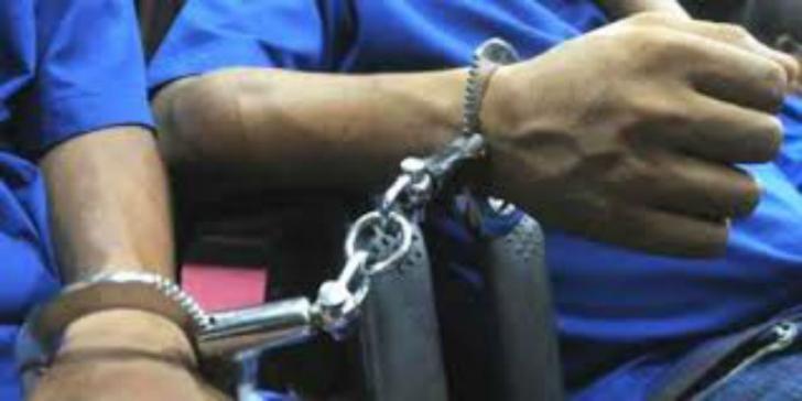 Bongkar Komponen Alat Berat, Dua Pencuri di Pekanbaru Diringkus