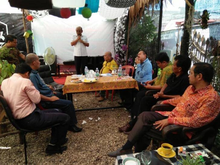 Maju pada Pilgubri 2018, HM Harris Sampaikan Niatnya kepada Gubernur Riau
