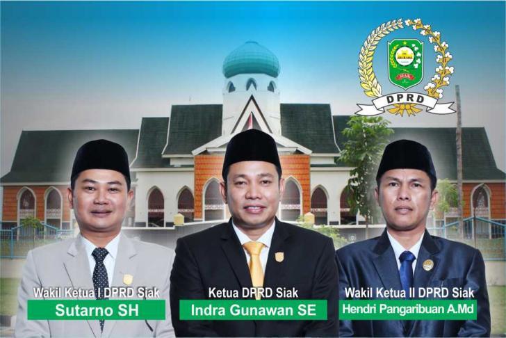 Parlementaria DPRD Kabupaten Siak