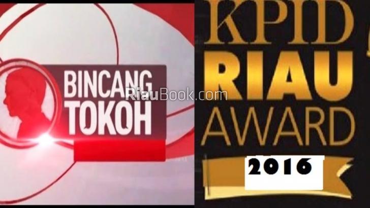 Selamat, ANTV Riau Juara KPID Riau Award 2016 Walau Dirahasiakan