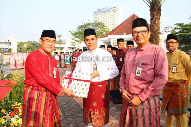 Geleri Foto HUT ke 50 Bank Riau-Kepri