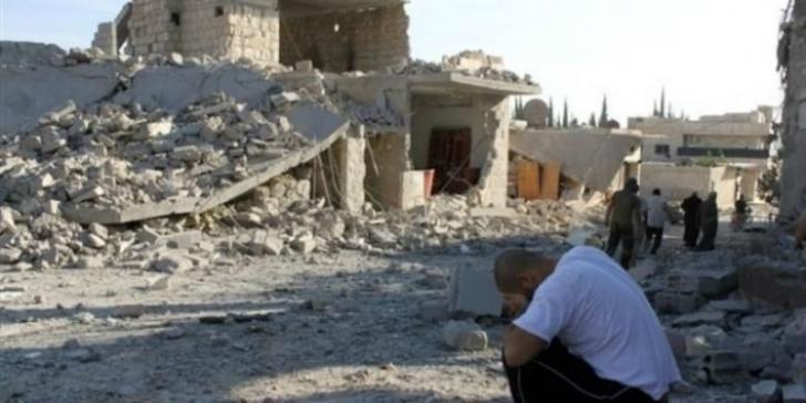 Serangan Gas Beracun di Suriah, Puluhan Warga Sipil Tewas