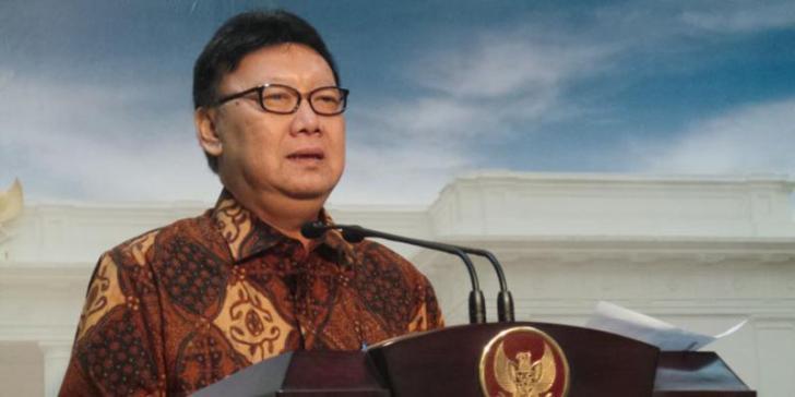 Mendagri Lantik Pelaksana Tugas Pengganti Gubernur DKI Jakarta, Hadapi Pilkada DKI Putaran Kedua