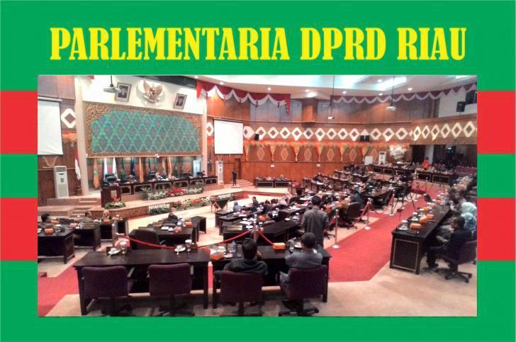 DPRD Riau Sahkan APBD 2017 Sebesar Rp10,4 Triliun