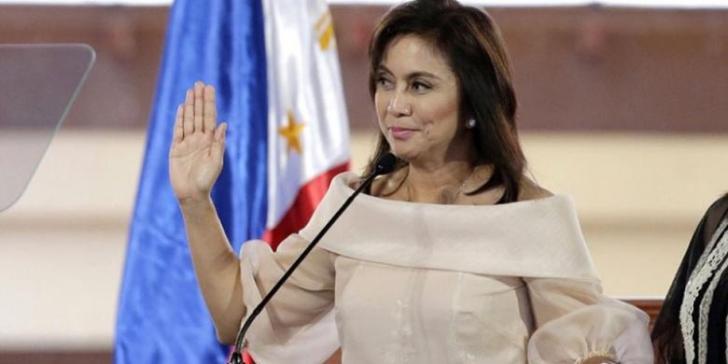 Wapres Filipina Pimpin Oposisi Lawan Duterte
