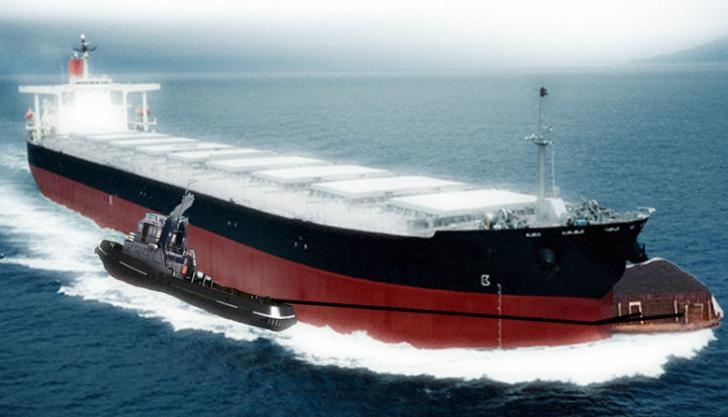 Kapten Tug Boat Bertahan di Tiang Anjungan Selama Satu Jam Setelah Dihantam Tangker Italia
