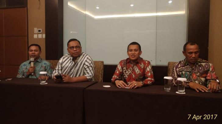 Lukman Edy Jaring Calon Wakil Gubernur, Ada Septina, Ahmad Syah dan Syamsuar