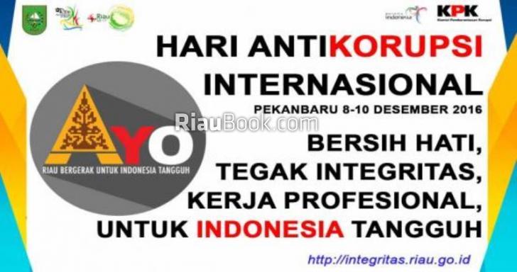 Ketua KPK: Riau Diharapkan lebih Baik