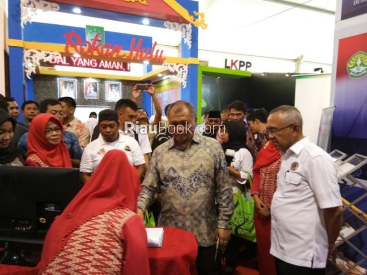 Ketua KPK Datangi Universitas Riau, Ini yang Dia Lakukan