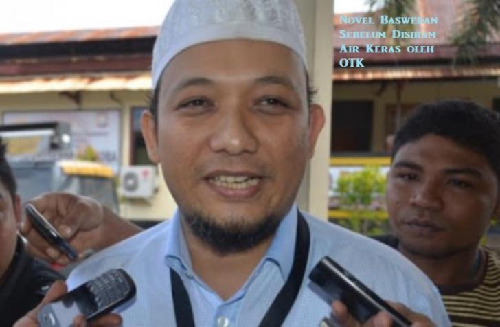 Kutuk Pelaku Penyiraman Air Keras Novel Baswedan, Pegawai KPK: Kami Tidak Takut