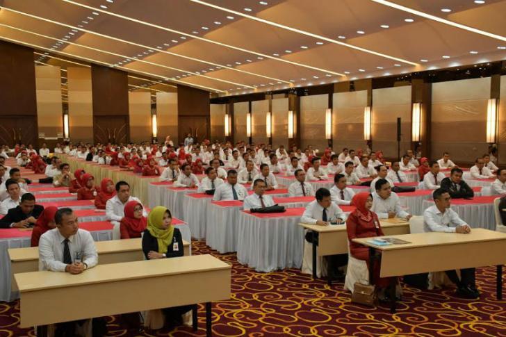 Sebanyak 35 Jabatan Pimpinan di Lingkungan BRK Dilelang