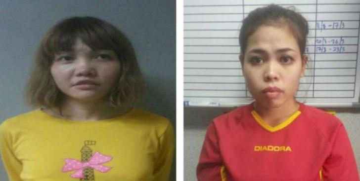 Pembunuhan Kim Jong Nam, Siti Aisyah Terancam Hukuman Gantung