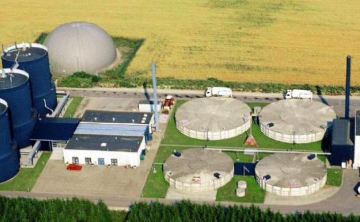 Jelaskan Pembangkit Listrik Energi Biogas - Rajiman