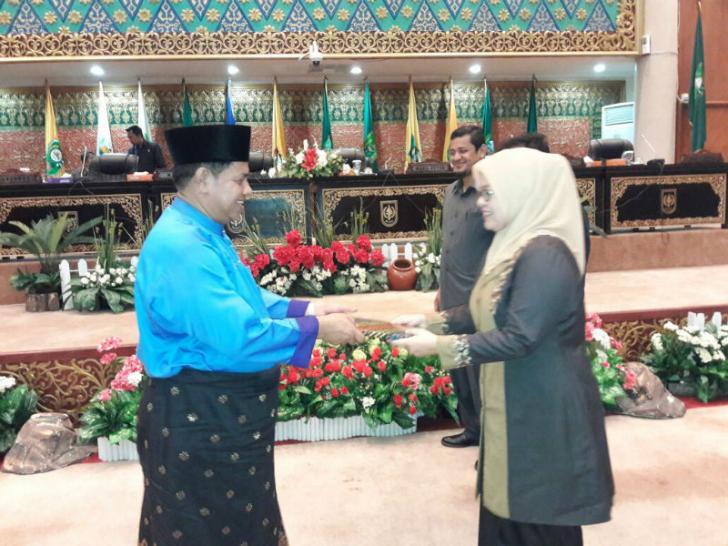 DPRD Riau Setujui Prakarsa Ranperda Komisi E tentang Ranperda Penyelenggaraan Keolahragaan