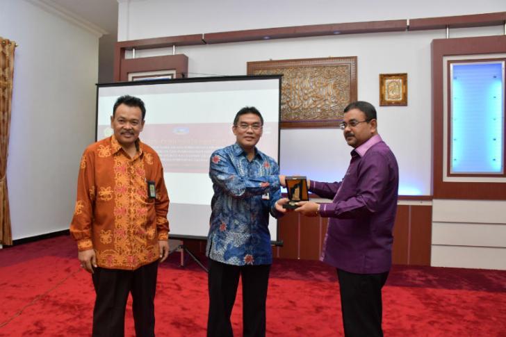 Pemkab Karimun Gandeng BPKP dan BRK dalam Penerapan SIMDA