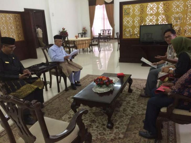 Seminar Nasional Public Relations, Bangun Citra Positif Riau Melalui Humas