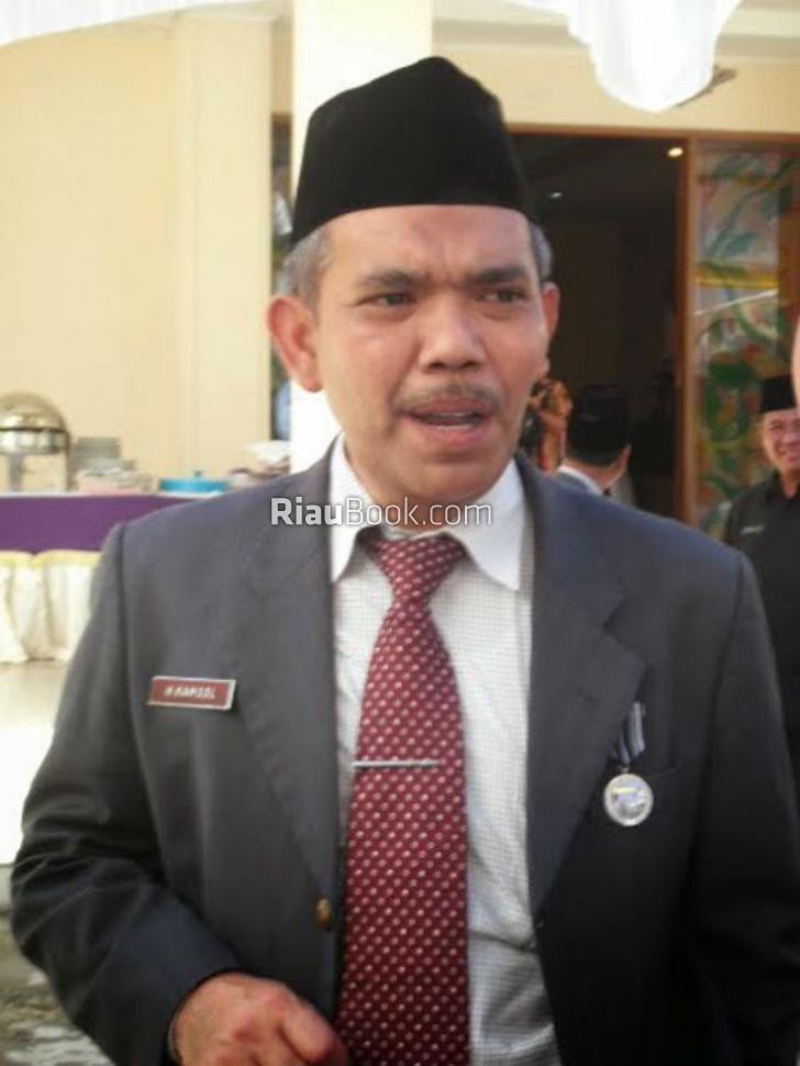 Kamsol: Riaubook.com Memberikan Informasi Akurat dan Akuntabel