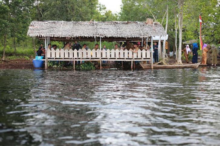 Pondok di Pinggir Danau Naga Sakti, Kenyamanan untuk Pengunjung