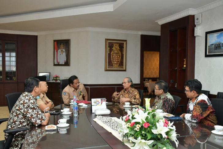 BRK Perkuat Sinergi Bisnis di Kepulauan Riau