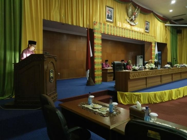 Pansus C DPRD Siak Rekomendasi 2 Ranperda untuk Dijadikan Perda