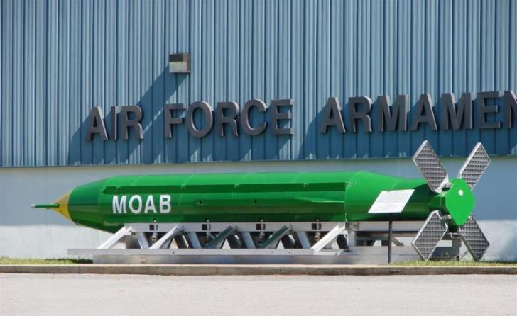 Amerika Serikat Mulai Hilang Kesabaran, Siapkan Bom Paling Mematikan untuk Korut