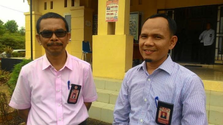Pleno KPU Kampar Ditunda Kamis Mendatang