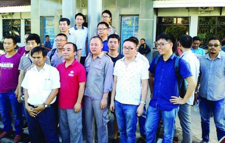 Jelang Pilkada, Jakarta Dipenuhi Warga Asing Asal China