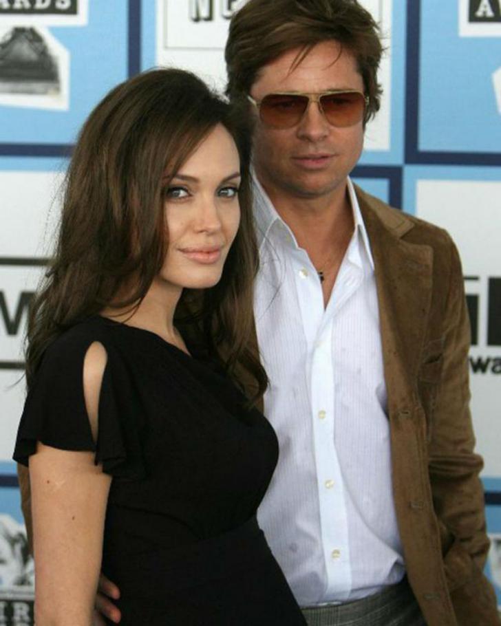 Angelina Jolie Kagumi Sosok Brad Pitt