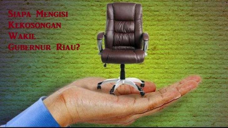 2 Nama Calon Wakil Gubernur Riau sudah di Tangan Legislator, Tinggal Tunggu Septina