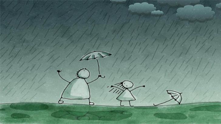 Hujan Kemarin Sapu Titik Panas Riau