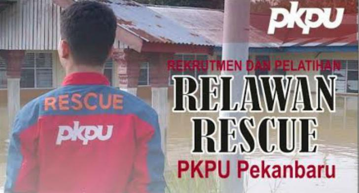 Siaga Bencana, PKPU Pekanbaru Siapkan Relawan Andal