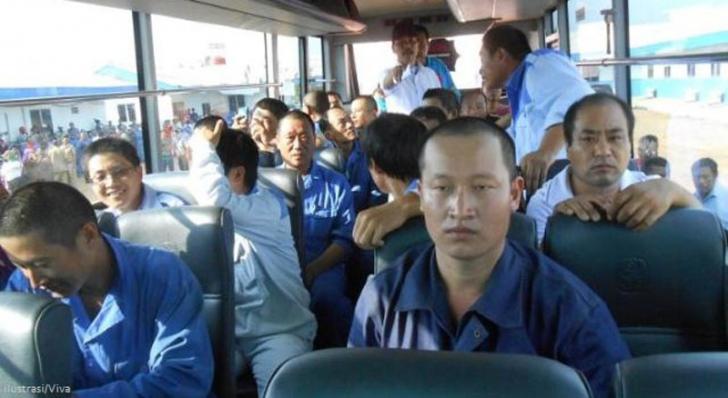 Berikut Penyebab Membludaknya Pekerja Asing asal China masuk ke Indonesia