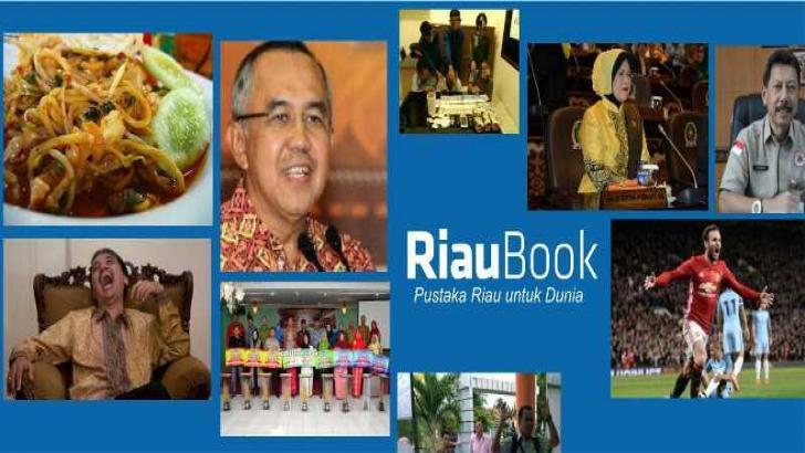 RiauBook.com, 'Pustaka Riau untuk Dunia' Masuk Jajaran Atas Website Nasional