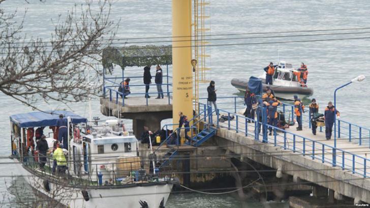 Pesawat Militer Rusia Jatuh di Laut Hitam, 92 Orang Dilaporkan Tewas