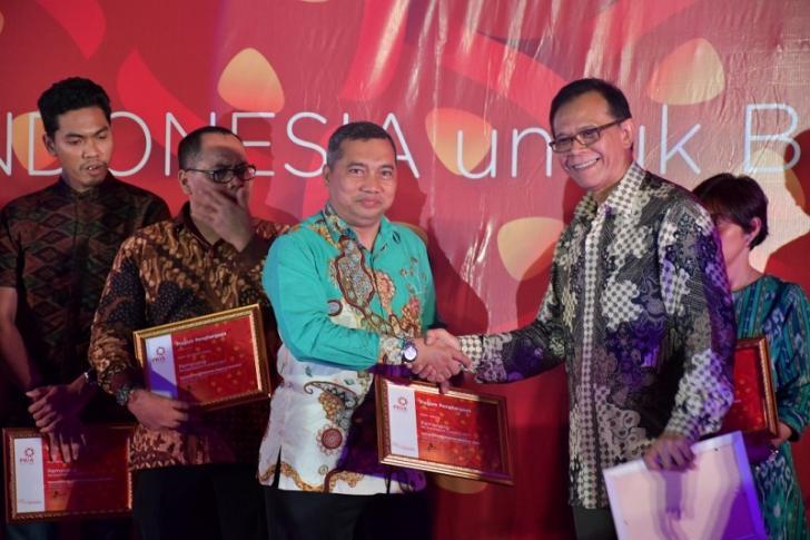 Bank Riau Kepri Raih Award Media Relations 2017