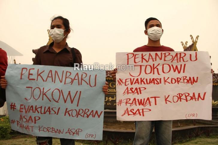 Walau Riau Selalu Hujan, Kebakaran Lahan Tetap Diantisipasi