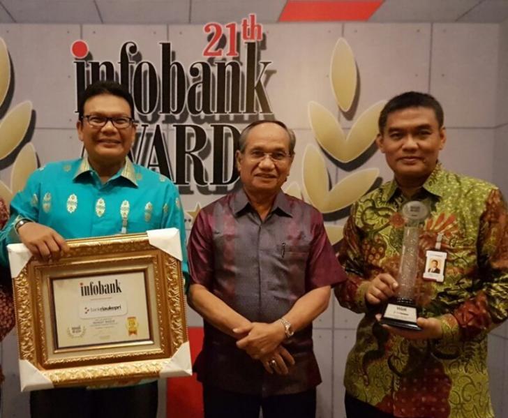 BRK Raih Predikat Kinerja Sangat Bagus dan Platinum Award
