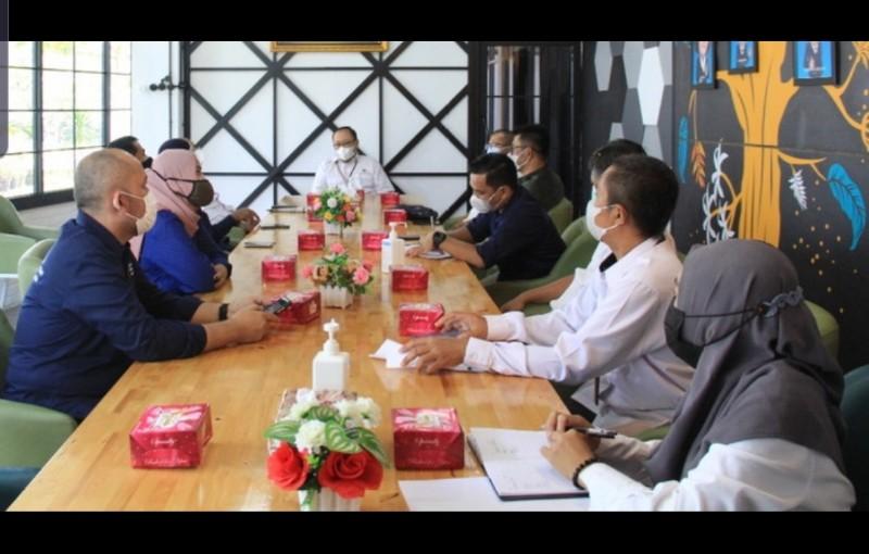 3 Asosiasi Pers Kunjungi BPK Riau: Pergubri Bisa jadi Kriteria Audit Anggaran Publikasi