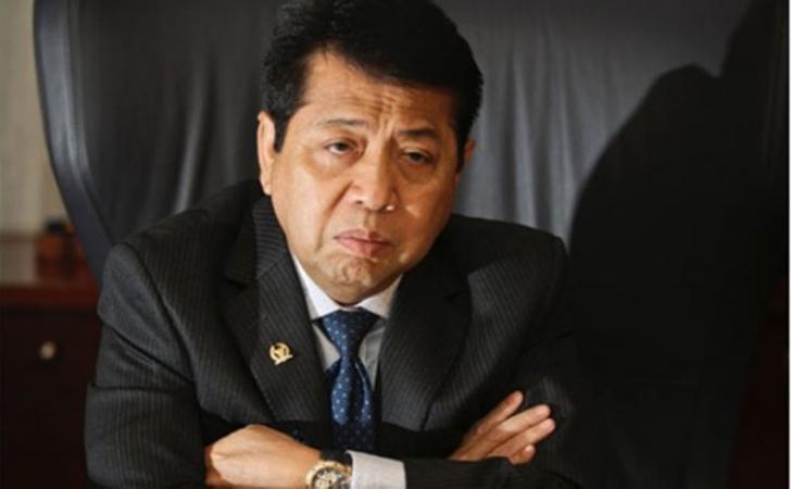 Sebelumnya Mengundurkan Diri, Setnov Kembali Jabat Ketua DPR RI
