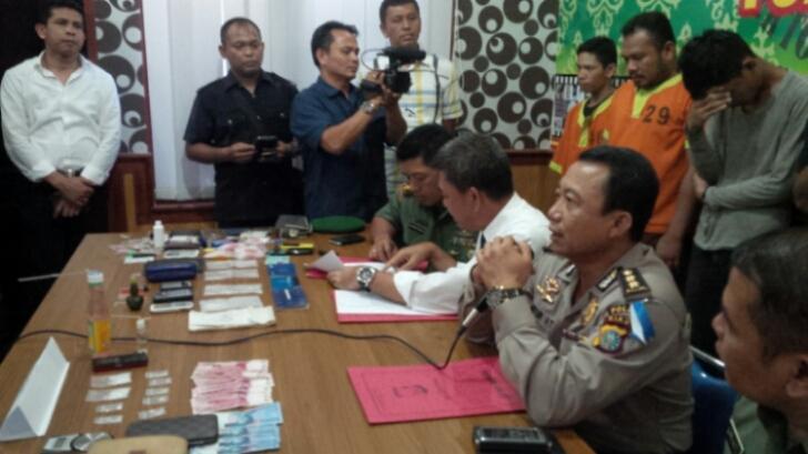 Pria Ini Nekat Bawa Sabu ke Komplek TNI, Berniat Jual ke Anggota