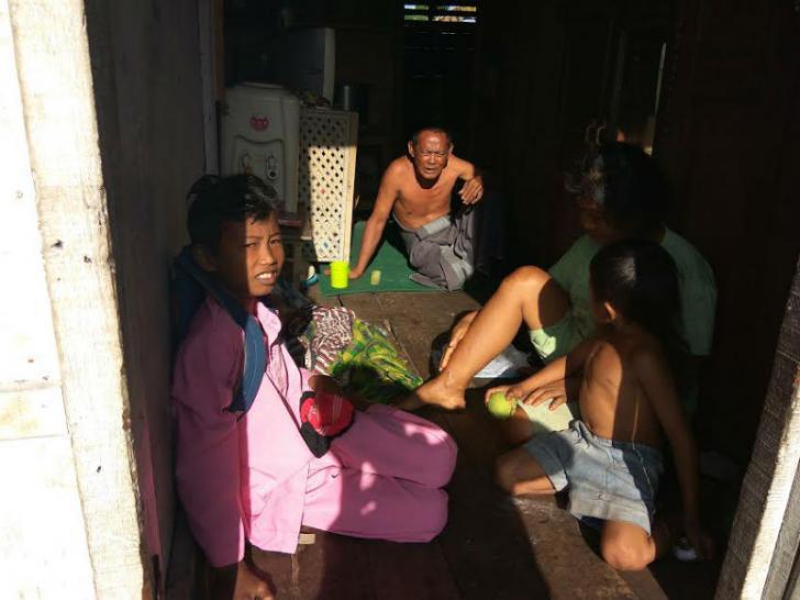 Potret Kehidupan Masyarakat Miskin di Kampar
