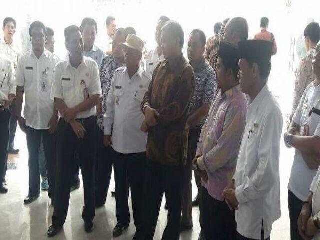 Awas, KPK Akan Awasi Pembangunan Tekno Park dan Teknopolitan Pelalawan