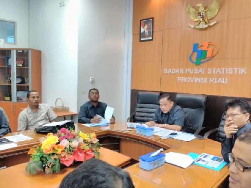 Bawang dan Ikan Teri Andil Beri Inflasi Riau Sebesar 0,33 Persen