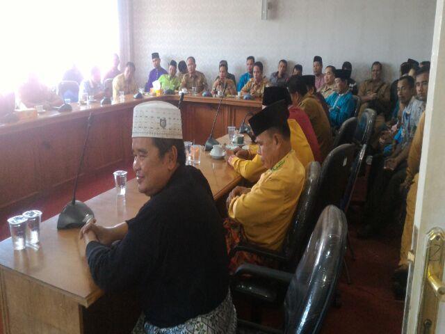 DPRD Pelalawan Akan Bahas Dokumen DOB Kabupaten Pemekaran Petalangan