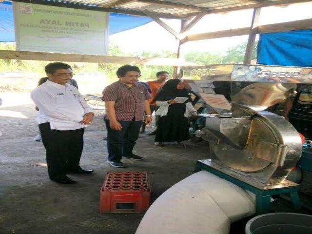 GERPARI Pelalawan Ada Untuk Atasi Pakan Ikan Yang Mahal