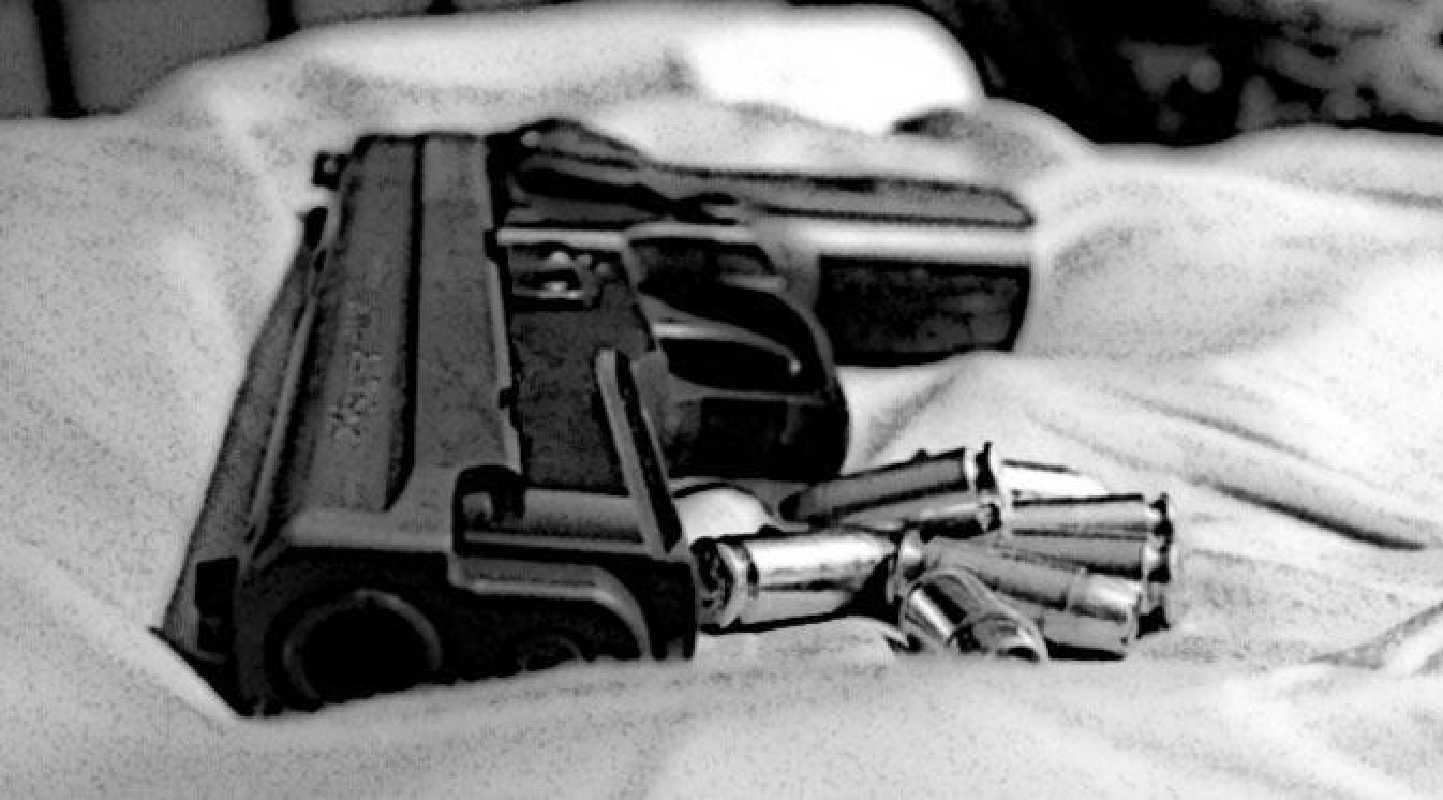 Menegangkan, Insiden Saling Tembak Polisi dengan Pelaku Curanmor