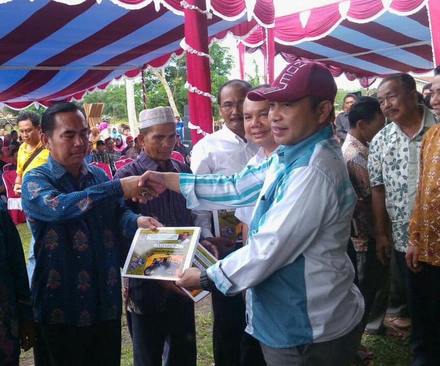 Menteri Desa Bangun Kerjasama Atasi Krisis Pangan