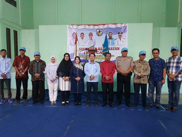 Muscam KNPI Kecamatan Kuala Kampar Mulai Digelar