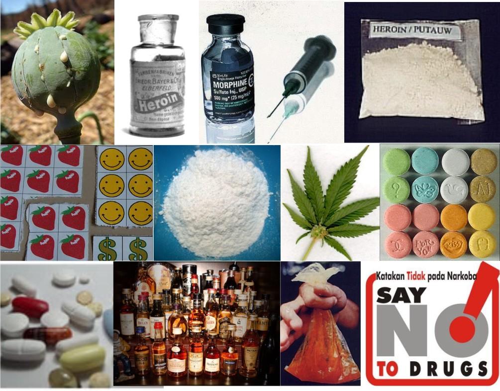 Narkoba Menjadi Kejahatan Paling Populer Di Pekanbaru Sepanjang 2015