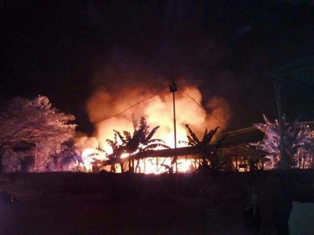 Pondok Tahfidz Nurul Quran Terbakar Kerugian Ditaksir Rp100 Juta